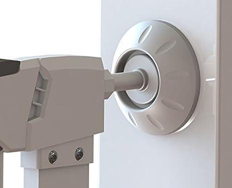 calmyotis seguridad pared rejilla de protección para escaleras, impresión Puerta Protege Escaleras, puertas, puertas y paredes (2unidades) FYW61001