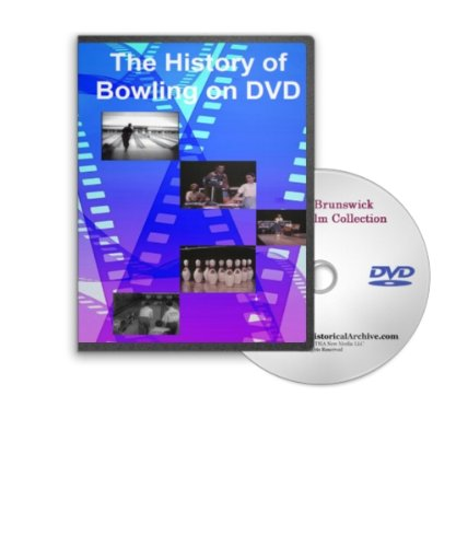 The History of Bowling on DVD- 1950s Brunswick Bowling, Vintage Automatic Pin Setting Technologies and More