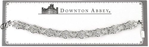 Downton Abbey® Crystal Link Bracelet