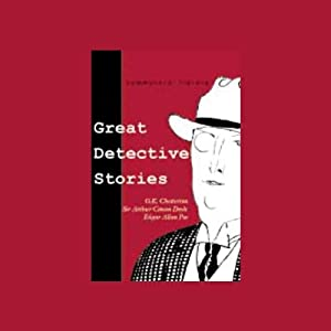 Great Detective Stories Audiobook