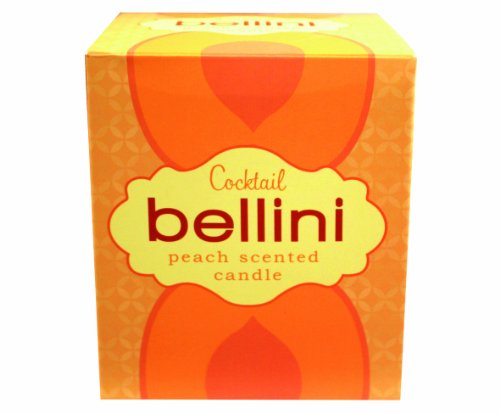 (Gift Republic Bellini Cocktail Scented Candle )