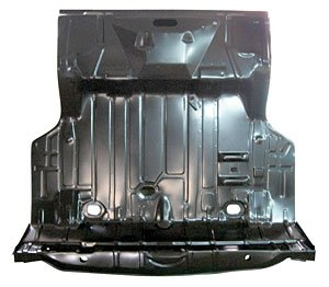 - Auto Metal Direct 800-3471 Steel Trunk Floor Pan - Full