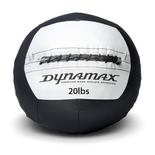 Dynamax Medicine Balls Burly (20 lbs.) by Power Systems (Image #1)