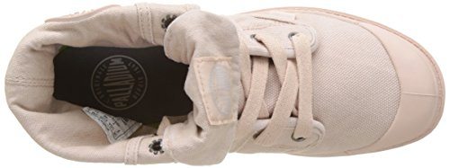 Palladium Baggy Shoes Pallabrouse Canvas Rose Womens 1rq1xwv