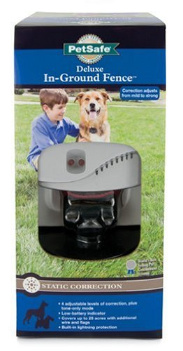 PetSafe Deluxe In-Ground Fence, PRF-304W