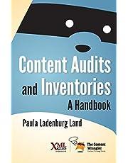 Content Audits and Inventories: A Handbook