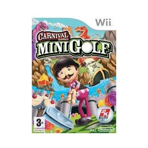 Take 2 Carnival Funfair Games: Mini Golf (Wii)