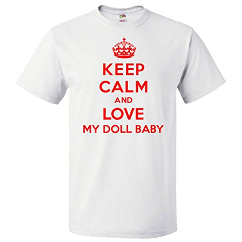 Love Baby Doll T-shirt - 8