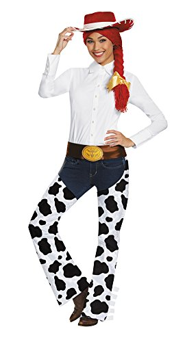 BESTPR1CE Womens Halloween Costume- Jessie Adult Costume Accessory