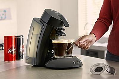 SENSEO Original XL Coffee Pod Machine, Coffee Maker, Coffee Machine for Senseo Coffee Pods, 2018 Edition, Black from Senseo
