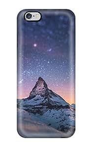 Hot Tpu Cover Case For Iphone/ 6 Plus Case Cover Skin - Night Sky