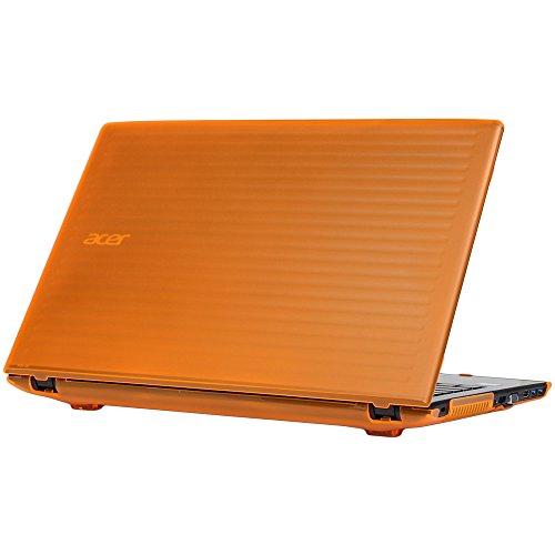 iPearl-mCover-Hard-Shell-Case-for-156-Acer-Aspire-E-15-E5-575-E5-575G-series-Windows-Laptop-Orange