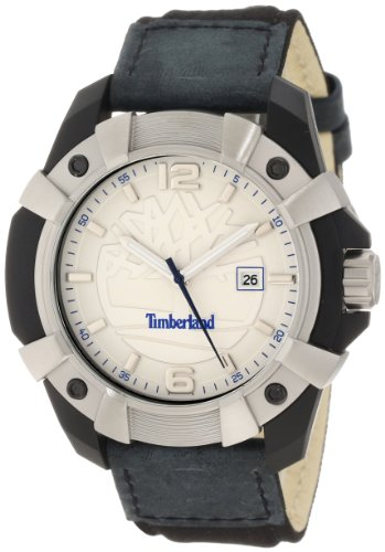 Timberland Men's 13326JPBS_04 Chocorua Analog 3 Hands Date Watch