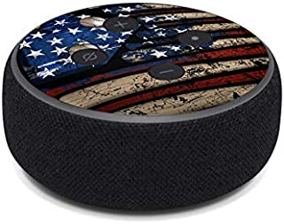 product image for Old Glory - Skin Sticker Decal Wrap for Amazon Echo Dot 3rd Gen
