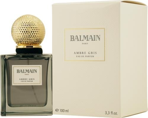 (Balmain Ambre Gris by Pierre Balmain for Women. Eau De Parfum Spray 3.3-Ounces by Pierre Balmain )