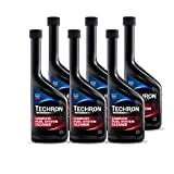 Chevron 67740-CASE Techron Concentrate Plus Fuel System Cleaner - 12 oz., (Pack of 6)
