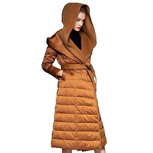 Compressible04 Légère Femmes Veste Dame Manteau Matelassé Ultra Doudoune amp;w Yellow Femme Y Fashion Hiver D'hiver qan8OwPtW