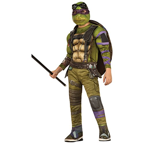 Rubie's Costume Teenage Mutant Ninja Turtles Movie Deluxe Donatello Costume