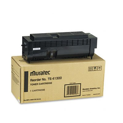 MURATEC TS41500E Toner set for murata/muratec (Murata Fax Toner)