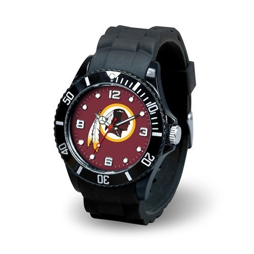 Hall of Fame Memorabilia Washington Redskins Men's Sports Watch - Spirit ()