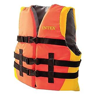 chaleco juvenil de kayak