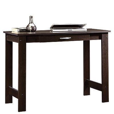 Sauder Beginnings Writing Table, Cherry (Cherry Laptop Writing Desk)