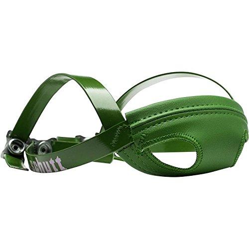 Schutt Sports Team Color Soft Cup Football Helmet Chin Strap, Kelly Green, Varsity