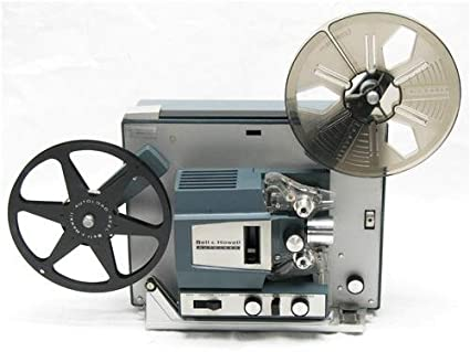 amazon com bell and howell super 8mm autoload projector type ii