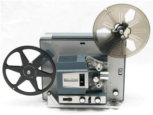 super 8 movie projector - 9