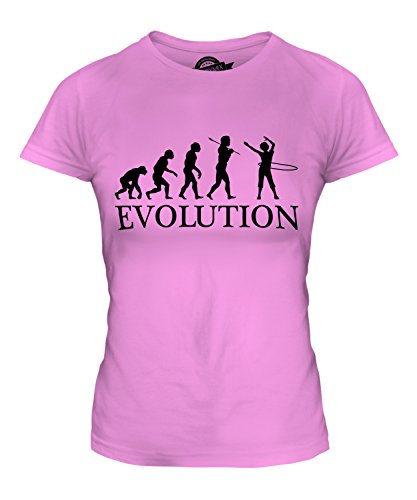 candymix-womens-hula-hoop-evolution-of-man-t-shirt-fitted-t-shirt-top-size-medium-color-pink