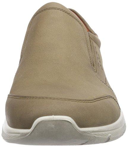Ecco Irondale - Zapatillas deportivas para hombre Marrón (BIRCH2175)