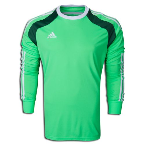 Soccer Adidas Jersey Onore - adidas New Boys' Onore 14 Youth Goalkeeper Jersey Solar Blue/Vivid Berry/White Kids X-Small