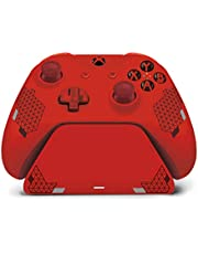 Controller Gear Officially Licensed Sport Red Special Edition Xbox Pro Charging Stand (Controller Sold Separately) - Xbox One