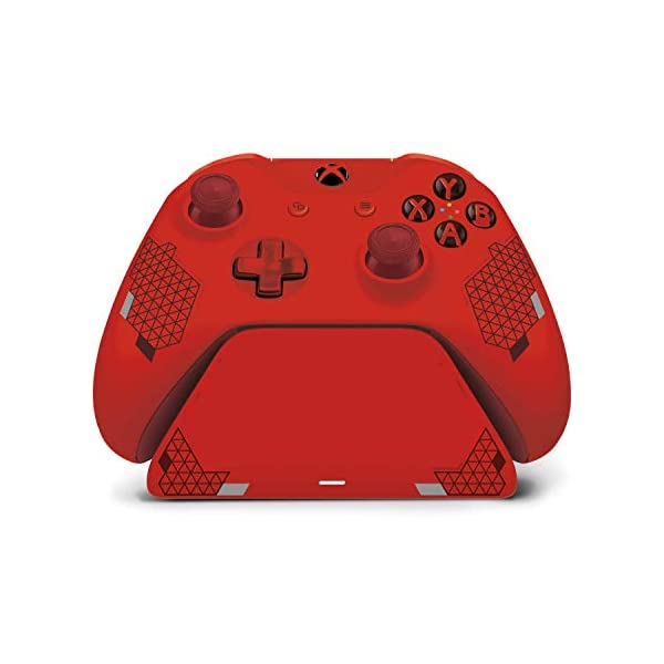 Controller Gear Sport Red Special Edition Xbox Pro Charging Stand (Controller Sold Separately) - Xbox One 1