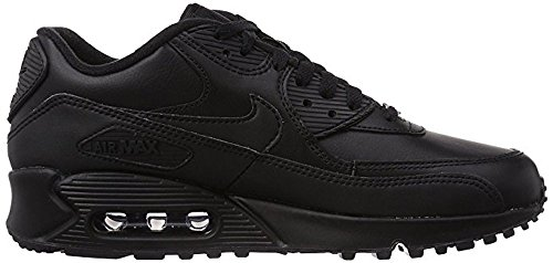 uk availability 4eac2 3e71a Nike Noir Essential Air Mode Max Noir Homme Baskets Baskets Baskets TAxT  dc71bd