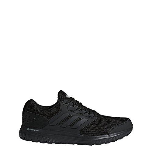 - adidas Men's Galaxy 4 Running Shoe, Black, 9 M US