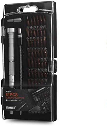 HYCy 61で1プロフェッショナルドライバーツールセット用多機能コンピュータpc携帯電話携帯電話時計ジュエリー修理ホームツール