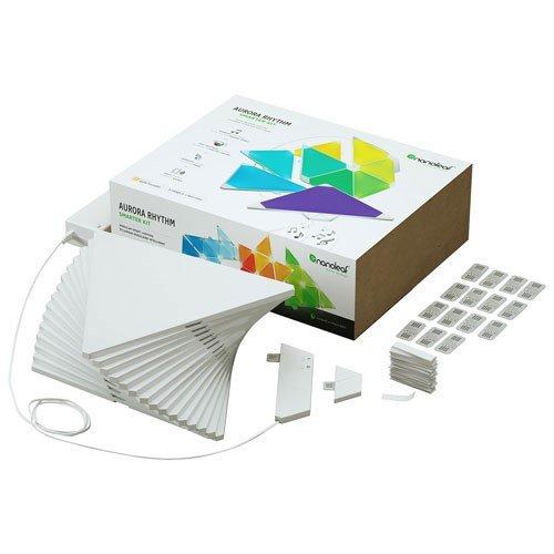 Nanoleaf Aurora Rhythm Smarter Kit - 15 Pack