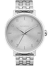 Women's 'Arrow' Quartz Metal and Stainless Steel Watch, Color:Silver-Toned (Model: A10901920-00)