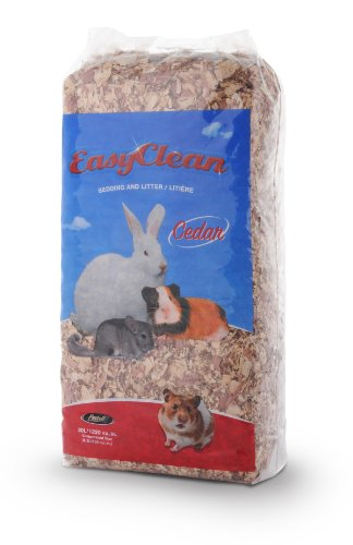 - Pestell Pet Products Easy Clean Cedar Bedding 20L