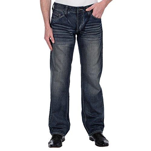 Mustang - Pantalon de sport - Homme Bleu Bleu