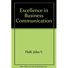 Excellence in Business Communication, Canadian Edition