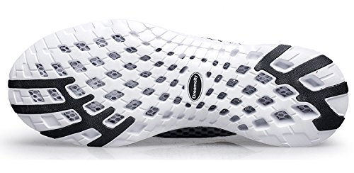 Dreamcity Hombres Zapatos De Agua Athletic Sport Zapatos Ligeros Para Caminar 212darkgray
