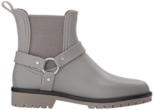 Rain Women's Grey Boot Rubber Bernardo Zoe E1gqw8S