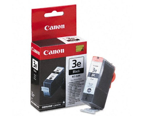 Canon BJC-6000 Black Ink Cartridge (OEM) 560 (Black Bjc 6000 Printer Cartridge)