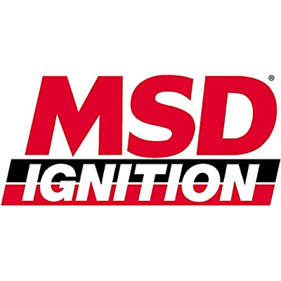 MSD 8010 Distributor Clamp: Automotive