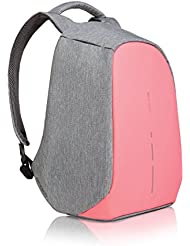 Bobby Compact Anti-Theft Backpack by XD Design, Coralette