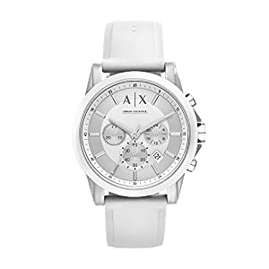 Armani Exchange Outerbanks Stainless Watch