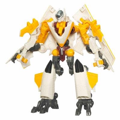 Transformers Hunt for the Decepticons Scout Class Action Figure Sunspot