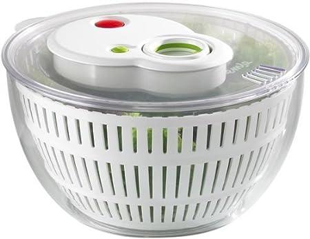 Emsa Salad SpinnerTurboline 152.2 fl oz In Transparent//White,